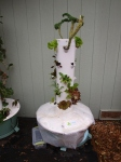 Winterized Tower Garden