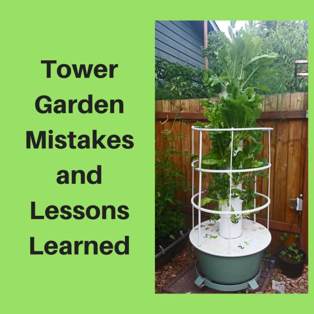 Backyard tower garden tower garden aeropoinc vegatable for Hydroponics mesa az