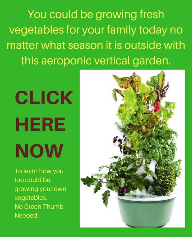Vertical Garden Order Page