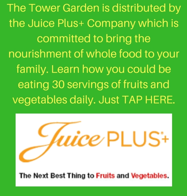 Juice Plus Tower Garden