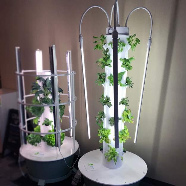 LED Tower Garden Lights