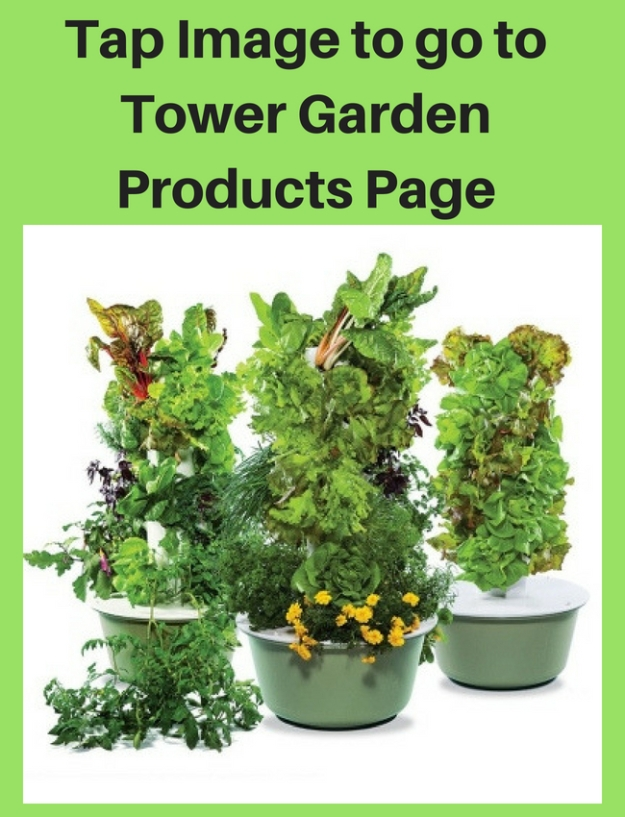 Tower Garden Products Page